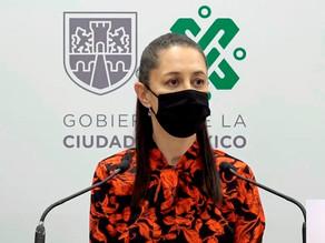 Cae la movilidad en Ciudad de México pero internación por covid es máxima
