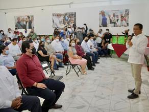 Llama Llaven Abarca a trabajar en unidad por el bien de Chiapas y México