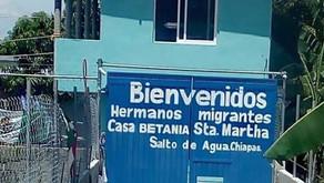 Temen en albergue de migrantes por constante irrupción de grupos armados