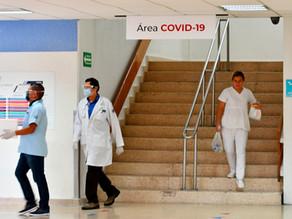 Los casos de COVID-19 en México suman 623.090 y 66.851 las muertes
