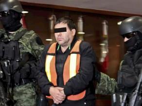 """México entrega a Estados Unidos a """"El Inge"""", operador del """"Chapo"""""""