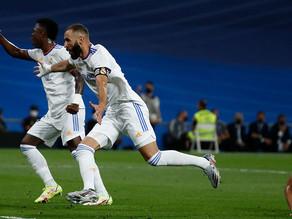 El Madrid se luce en casa
