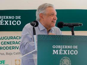 López Obrador insiste en rectoría de Estado en energía para evitar crisis