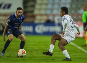 Pachuca rescata el empate frente a Monterrey a cinco minutos del final