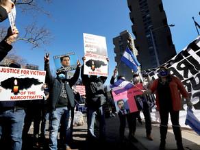 Condenan a cadena perpetua al hermano del presidente de Honduras