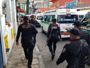 Chiapas reporta decremento en la mayoría de los delitos