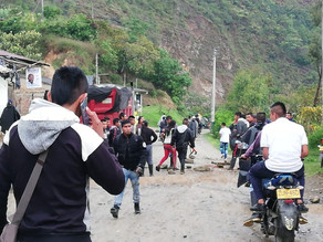 Asesinan a cinco indígenas en Colombia por cultivos de coca