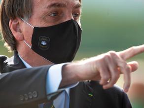 Jair Bolsonaro advierte que no se vacunará contra el covid-19
