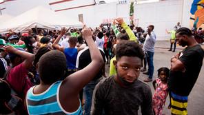 Iglesia critica a autoridades por la represión a los migrantes