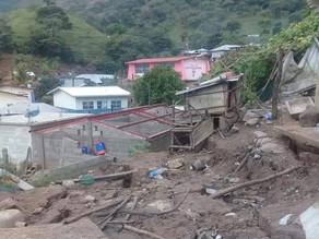 """San Cristóbal, de los municipios más """"golpeados"""" por las lluvias"""
