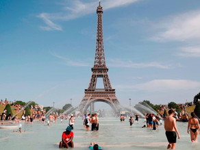 Ola de calor en Francia deja cerca de mil 500 muertos