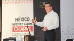 Llama Rutilio Escandón a invertir hasta el último peso en acciones que abonen al bienestar de Chiapa