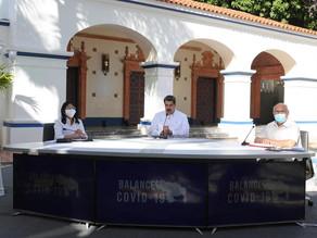 Maduro prolonga la cuarentena en Venezuela por el aumento de casos de covid