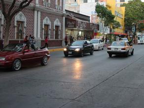 Sin seguro un 80 por ciento de autos en Chiapas
