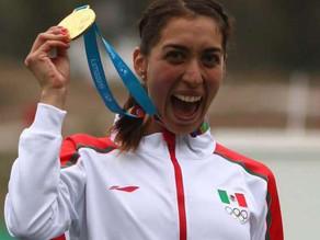 Mariana Arceo: de voluntaria a medallista