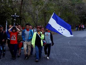 Guatemala se prepara para una posible caravana migrante a finales de julio