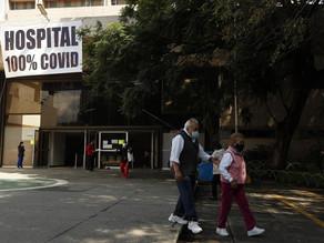 México acumula 267.969 muertes y 3.516.043 casos por coronavirus