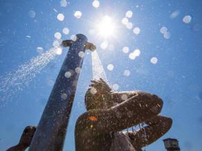 La ONU prevé nuevas subidas de temperatura hasta 2024