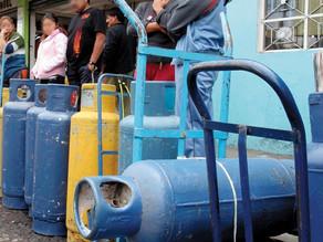 Ganan distribuidores de gas LP hasta nueve pesos por kilo