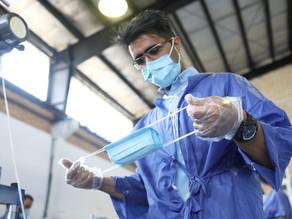 La ONU alerta sobre tráfico de máscaras y medicamentos