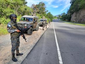 Declaran estado de sitio en cinco municipios de Guatemala por crimen organizado