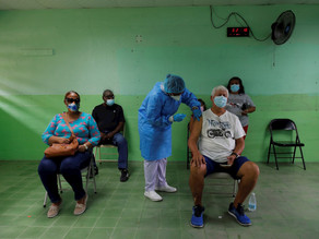 Panamá, entre los primeros países de América con mayor proporción de vacunados