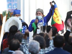 Chile vive un convulso comienzo de la redacción de su nueva Constitución