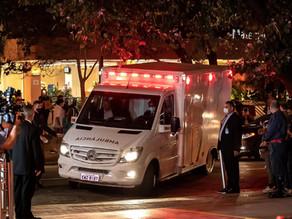 Hospitalizan al presidente de Brasil luego de sufrir un hipo crónico