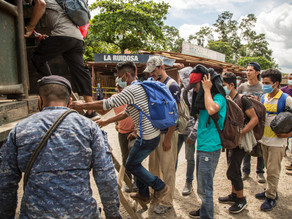 Honduras niega que no quiera recibir a retornados como afirma Guatemala