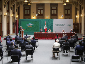 Gobierno de Chiapas se suma al Acuerdo Nacional por la Democracia convocado por AMLO
