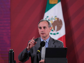 México cumplió objetivos de estrategia antiCOVID, dice López Gatell