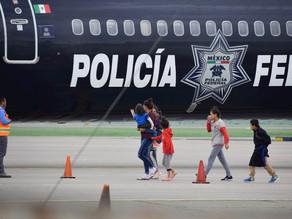 EU y México deportaron a cerca de 4.000 migrantes hondureños en enero