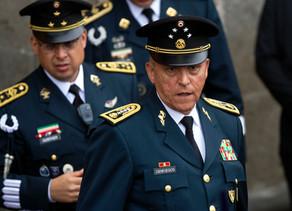 Detienen en EU a Salvador Cienfuegos, ex secretario de Defensa Nacional