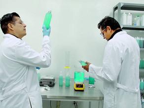 Crean investigadores mexicanos desinfectante anti coronavirus con efectividad de hasta 60 días