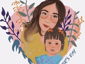 La aventura de ser mamá: ¡Feliz día de las madres!