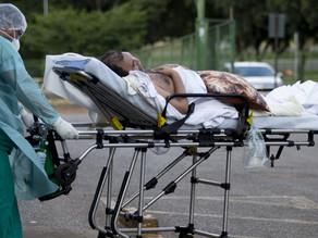 Estados Unidos supera las 10 mil muertes por COVID-19