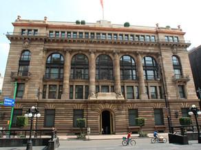 Banco de México prevé una contracción del PIB nacional del 8,9 % en 2020