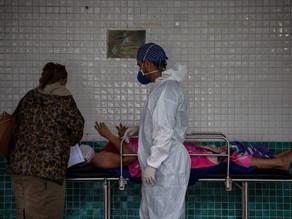 Ordenan toque de queda en Amazonas por el colapso hospitalario