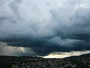 Se esperan lluvias intensas en Chiapas