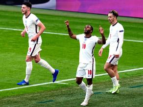 Inglaterra lidera con lo justo
