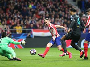 Atlético de Madrid aguanta ataques y se impone a Liverpool