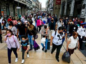 México reporta otras 730 muertes y 14.828 nuevos casos de covid-19