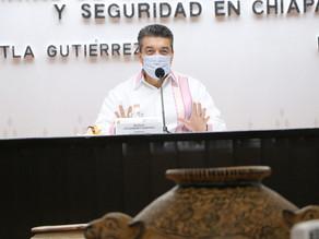 Rutilio Escandón felicita y rinde un aplauso a las enfermeras y los enfermeros en su día