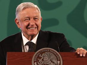 """López Obrador está """"de acuerdo"""" en ampliar mandato del presidente del Supremo"""