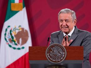"""López Obrador dice que no se sabe """"a ciencia cierta"""" si sirve el cubrebocas"""