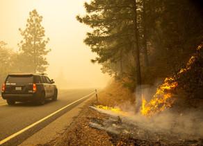 Incendios en el oeste de EU se cobran la vida de sie7e personas