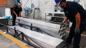 La producción industrial en México crece 9,4 % entre enero y agosto