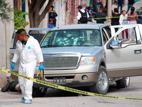 El 80 % de los homicidios están vinculados con el narcotráfico