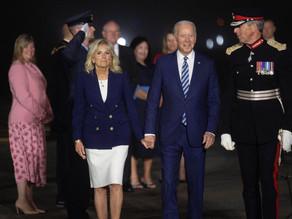 Biden: El mundo está en un punto de inflexión donde debe primar la democracia