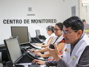 PC pide extremar precauciones ante posibles lluvias intensas para Chiapas